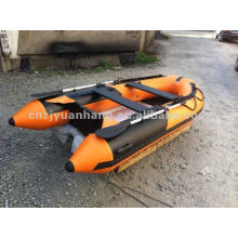 6 Passenger (CE) PVC material Aluminum floor popular inflatable lifeboat
