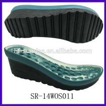 SR-14WOS011 women casual pu sole ladies casual pu outsole italian pu sole ladies sandals pu sole