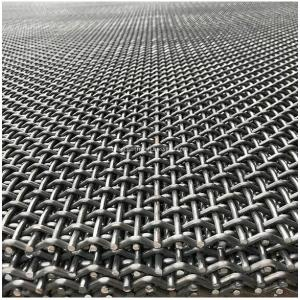 Woven Wire Crimped Mesh Screen