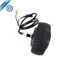 4 Inch Hub Motor Wheel With Tire Brushless Motor For Skateboard