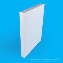 Feuille de mousse de PVC flexible pour armoires de cuisine