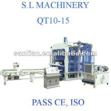 cement brick making machine QFT10-15