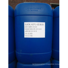 Dyeing Chemicals 99.8% Acetic Acid Glacial CAS No.: 64-19-7
