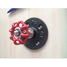Pipe fitting Malleable iron floor flange
