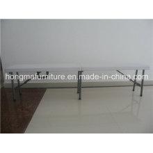 6FT Складной скамье с 6-футовым складным столом