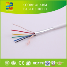 Fectory Preço 8 Core Jacket PVC Strand Solid Sheilded Alarm Cable