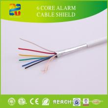 Fectory Price 8 Core Jacket ПВХ Strand Твердые Sheilded кабель сигнализации