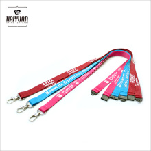 Sedex Audit Factory Custom Your Own Logo in Cheap Lanyards