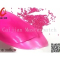 Rose Red Sheet Masterbtach Granules