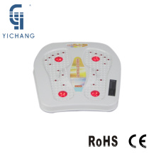 vibrate infrard heating vibrating electric mechanical massage board of foot