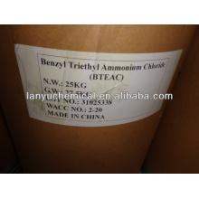 TMAC al 99% de MIN (CAS No. 75-57-0) catalizador de transferencia de fase (PTC)