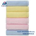Promotional gift 6pcs/unit 100% bamboo baby towel