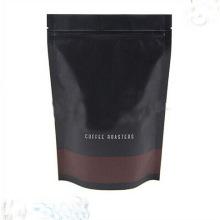 2016 stand up malote bolsa com impressão personalizada disponível pérola filme laminado saco