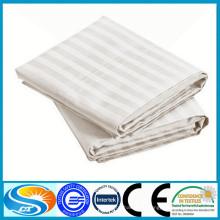 Tissu 100% coton brut pour lit d'hôpital