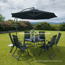 Garden Moden Patio Outdoor Furniture Set with Umbrella