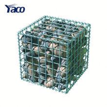 50*70мм Galvanizedwelded Коробка gabion ячеистой сети фабрики Загородки