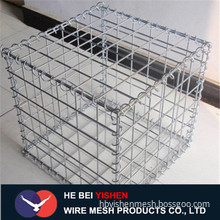 Gabion mesh for construction