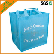 eco recyclable pp non woven shopping bag for promotion