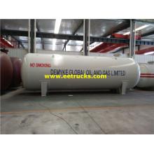 25000L 12トン水平アンモニア貯蔵容器
