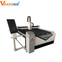 Máquina de corte quente do metal do laser da fibra do Cnc da venda