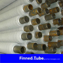 China Spiral Finned Tube for Heat Exchanger with Competitive Price (304/316 welded)