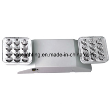 Unidad de iluminación de emergencia serie de modelos con batería recargable