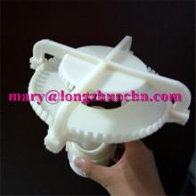 Cabezal de boquilla de pulverización de agua y aire ABS