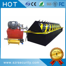 ODM for Hydraulic Rising Blocker Anti-terrorist automatic rising bollard and rising blocker supply to Poland Importers