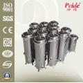 Wasserfilterpatronengehäuse für das industrielle Wasseraufbereitungssystem