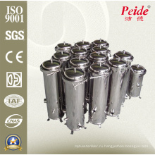 Корпус фильтра воды патрона для промышленной системы водоочистки