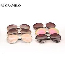 logotipo personalizado espejo gafas de sol moda gafas de sol personalizadas gafas de sol sombra marca x gafas de sol