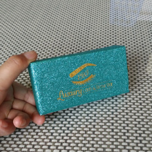 Custom packaging box for eyelashes