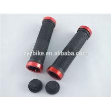 Bicicleta de montanha / mãos de bicicleta dobradas sentindo macio conjunto antiderrapante conjunto novo frete grátis 22.2 / 130 mm