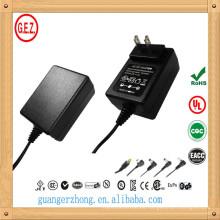 Certificado KC CE ROHS ISO CB Enchufe adaptador de corriente 12v ktec