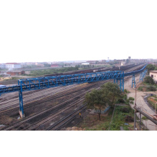 Environment Friendly Pipe Conveyor Belt for Coal Mine