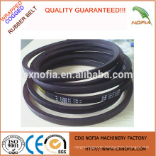 High Speed, No Vibratility, No Noise V Belt Rubber Belt