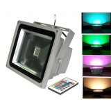 shenzhen new product outdoor cw ww 220v 10w rgb led flood light