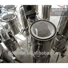 SS304 SS316L bolsa de filtro saco, aço inoxidável habitação do filtro de água