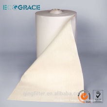 polyester filter water and oil repellent filter felt dust filter felt