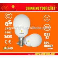 CALIDAD del CE Mini Super Global 5W CFL 8000H