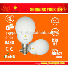 Super Mini Global 5W Energy Saving Light 8000H CE QUALITY