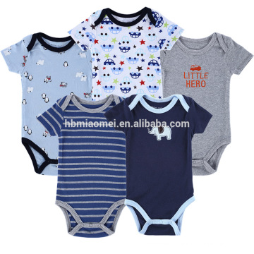 2017 New romper infant jumpsuit baby boy romper