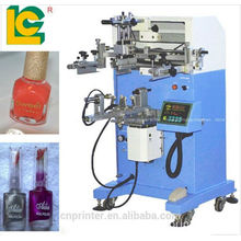Perfume bottles screen printing machine