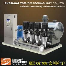 Système d'équipement d'alimentation en eau non-négative Yonjou PLC Control