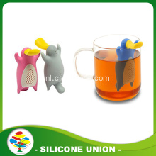 Funny Platypus Shape Silicone Tea Infuser