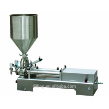 Máquina de llenado de miel doble cabeza ZHSG