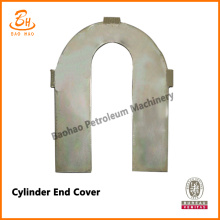 Drilling Mud Pump Cylinder End Cover