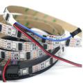 Tira de LED de color Dream High lumen DC5V WS2801 RGB