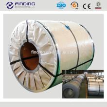 premier enroulement en acier galvanisé Chaud plongé les bobines d'acier enduit zinc enroulement en acier galvanisé