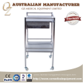 High Quality Hospital Trolley Specific Use and Metal Material Stainless Steel Medical Trolley High Quality Hospital Trolley Specific Use and Metal Material   Stainless Steel Medical Trolley